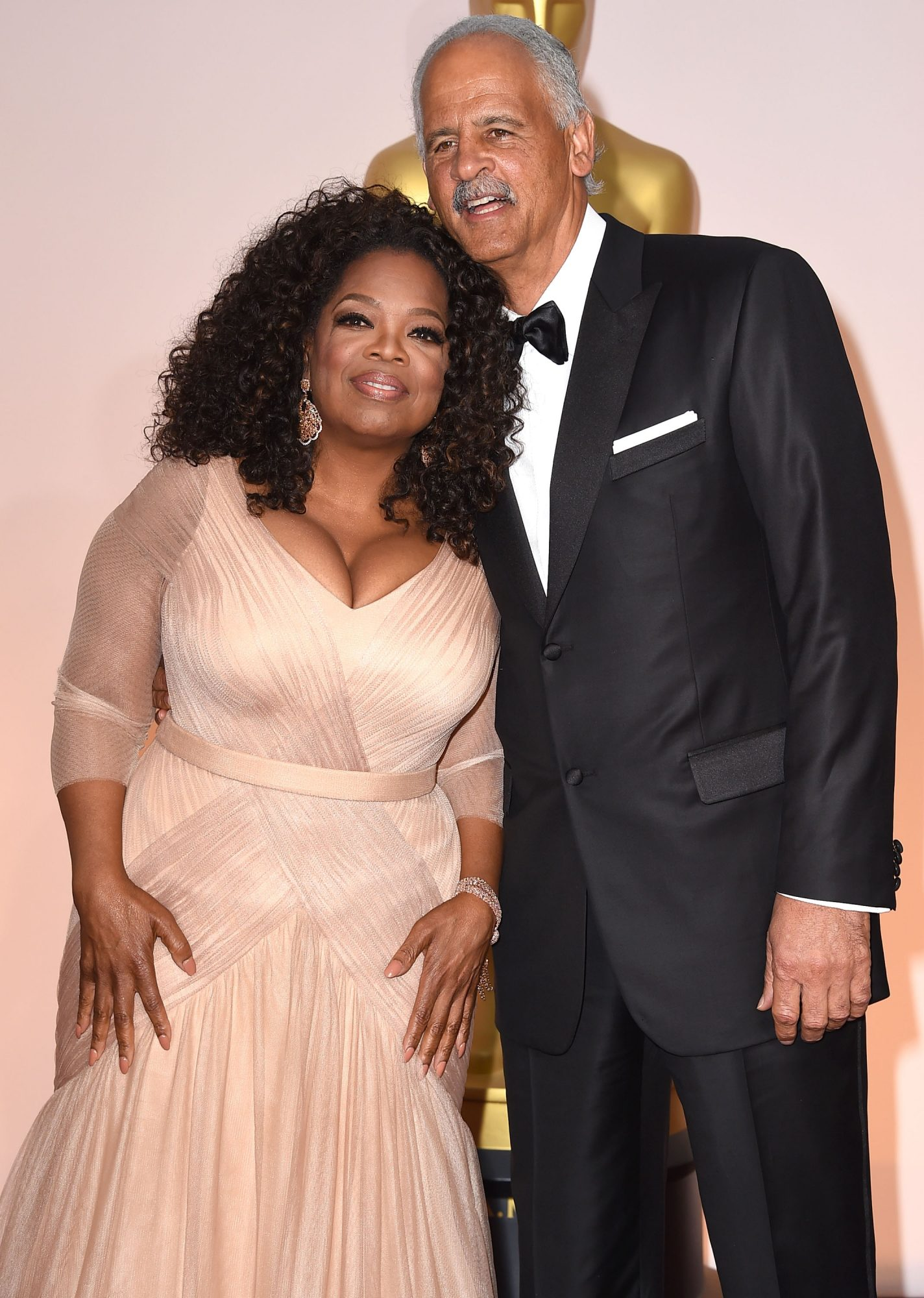 Oprah's Longtime Partner Stedman Revealed the Secret to Their Lasting Love