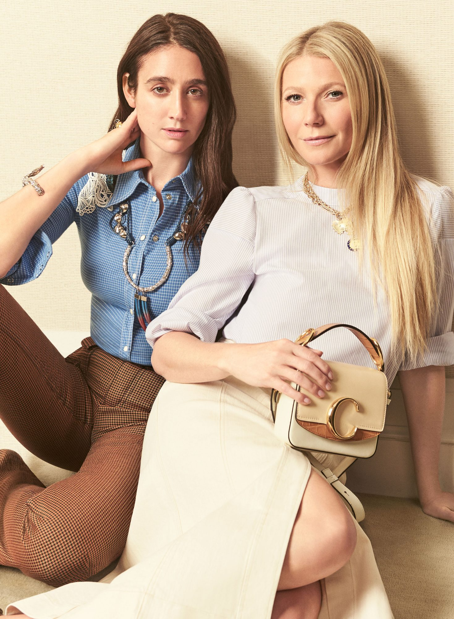 Gwyneth Paltrow's Plans for the Goop x Chloé Collab