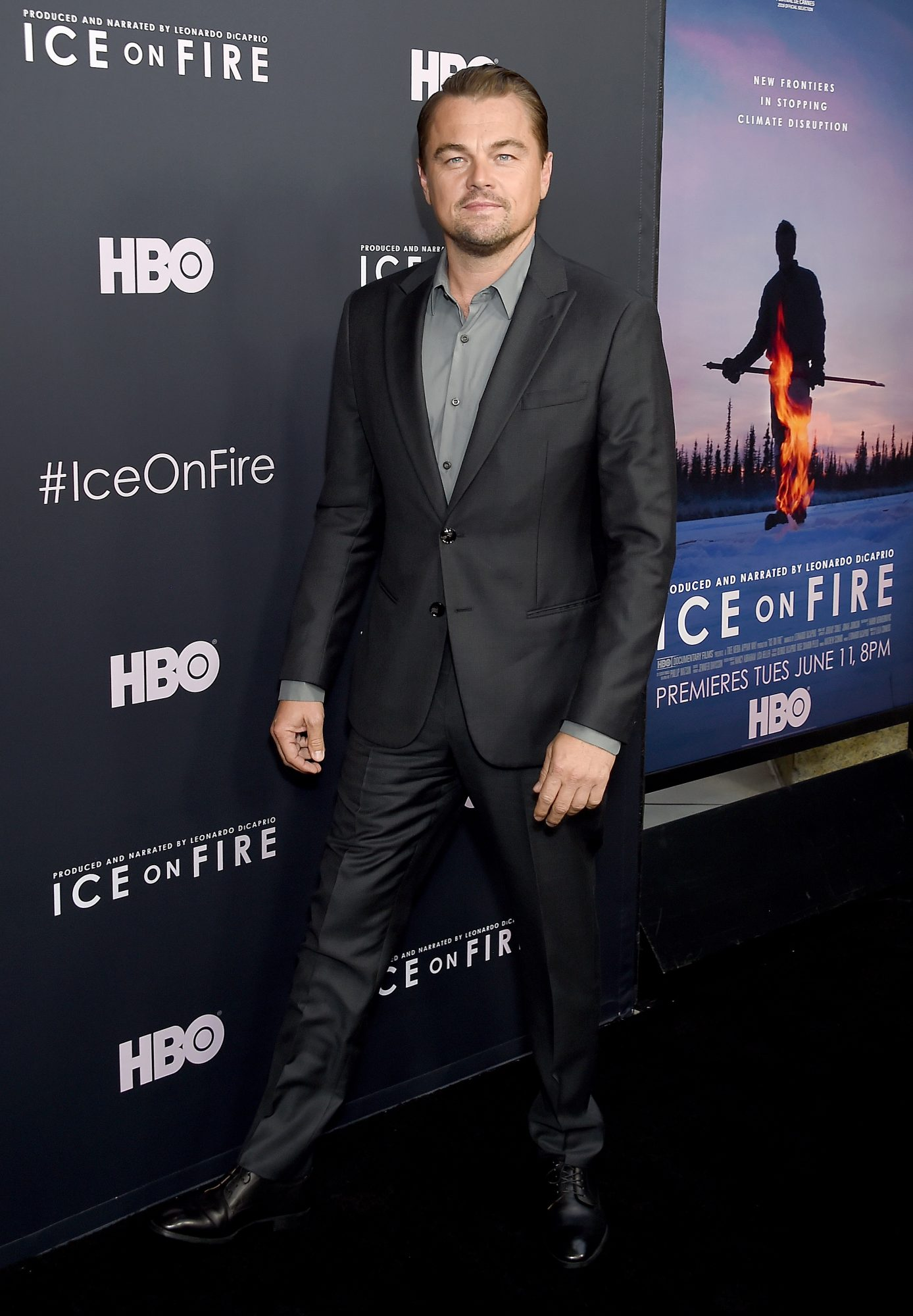 LA Premiere Of HBO's  Ice On Fire  - Arrivals