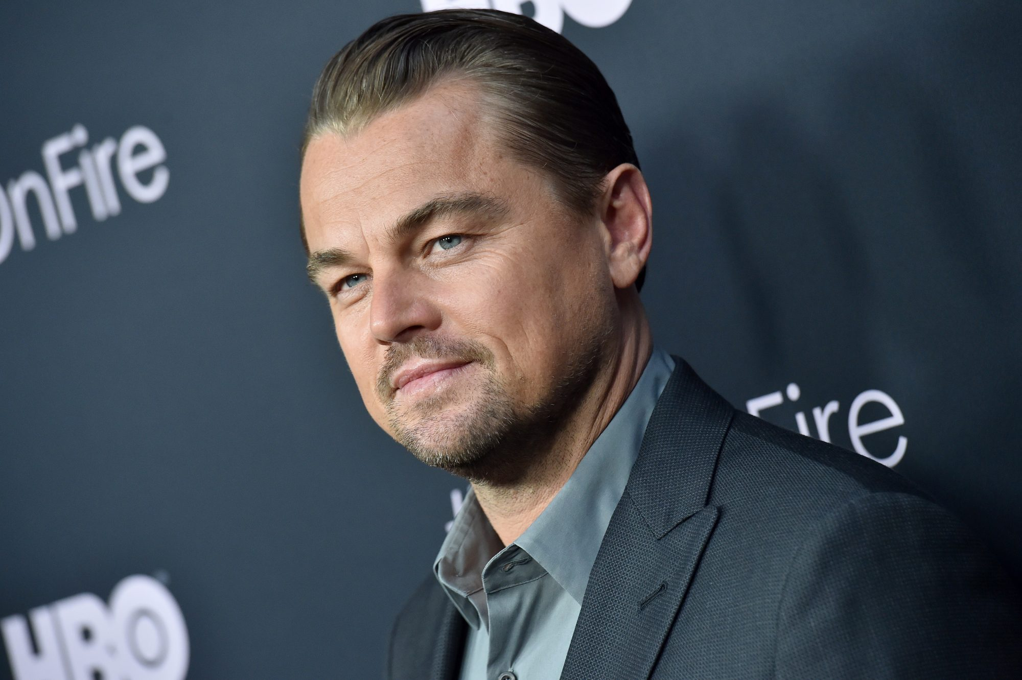 We Need to Talk About Leonardo DiCaprio's Dad's Hair