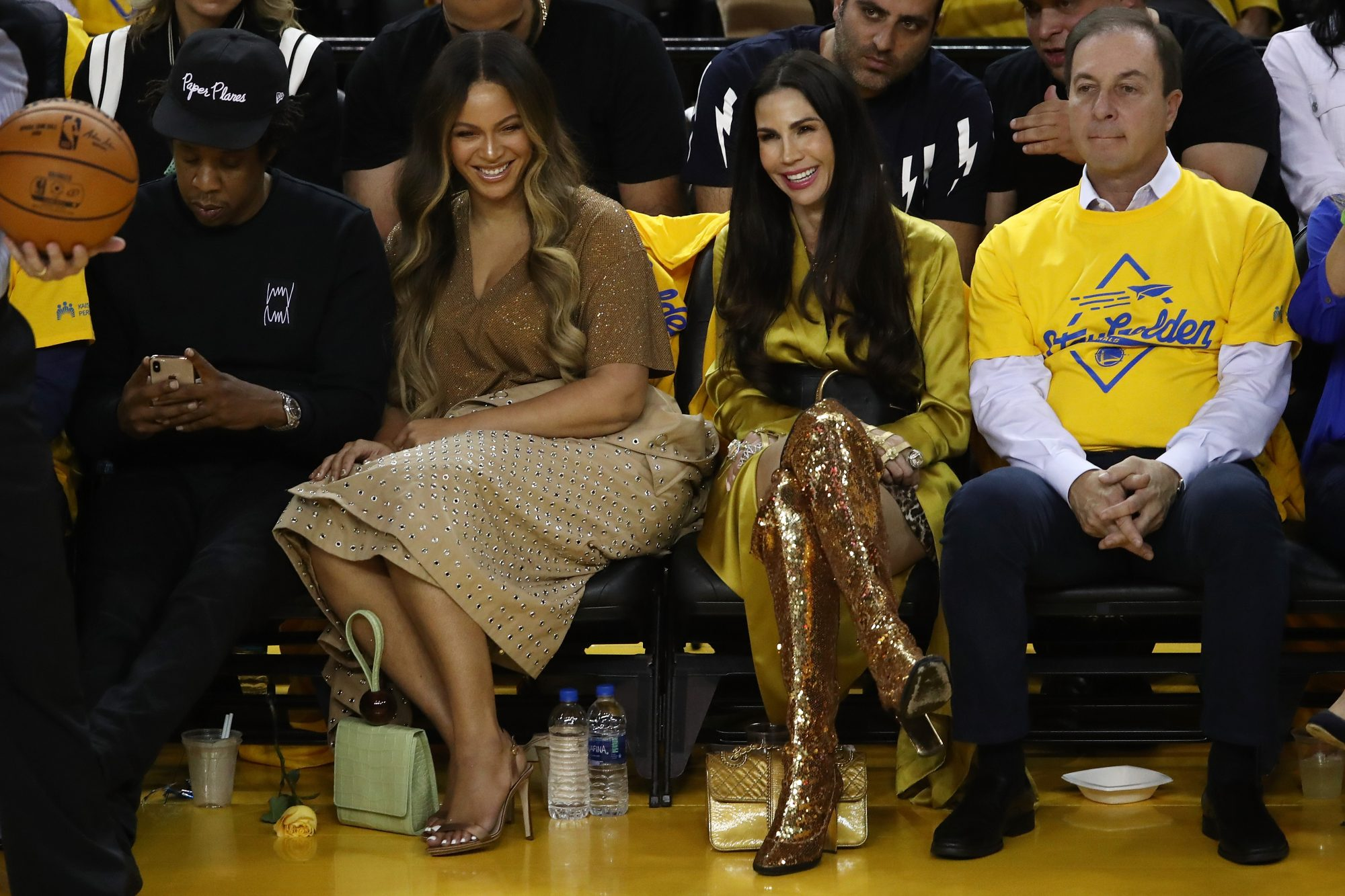 Beyonce at 2019 NBA Finals