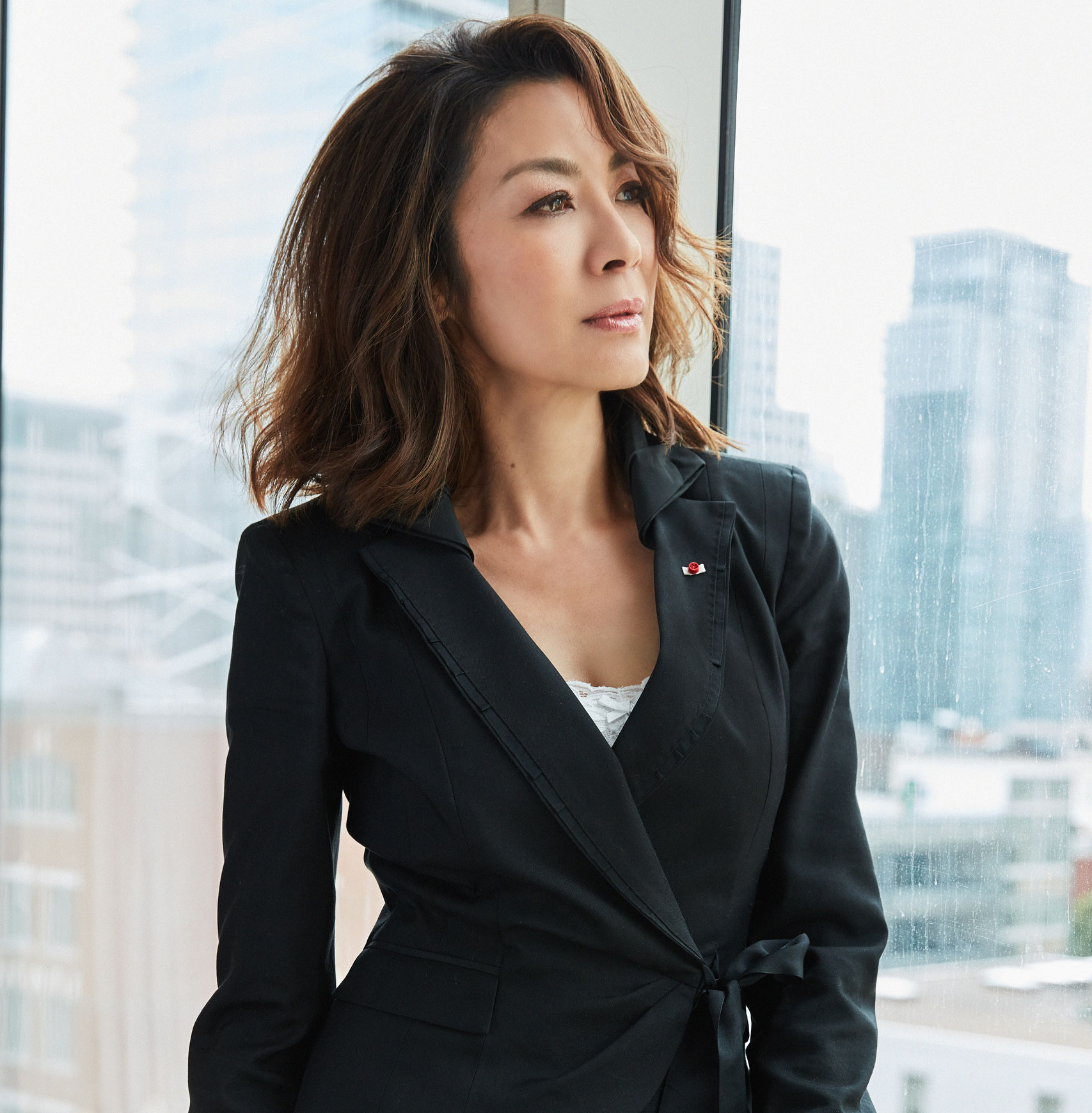 These Two Products Keep Michelle Yeoh's Skin Glowing