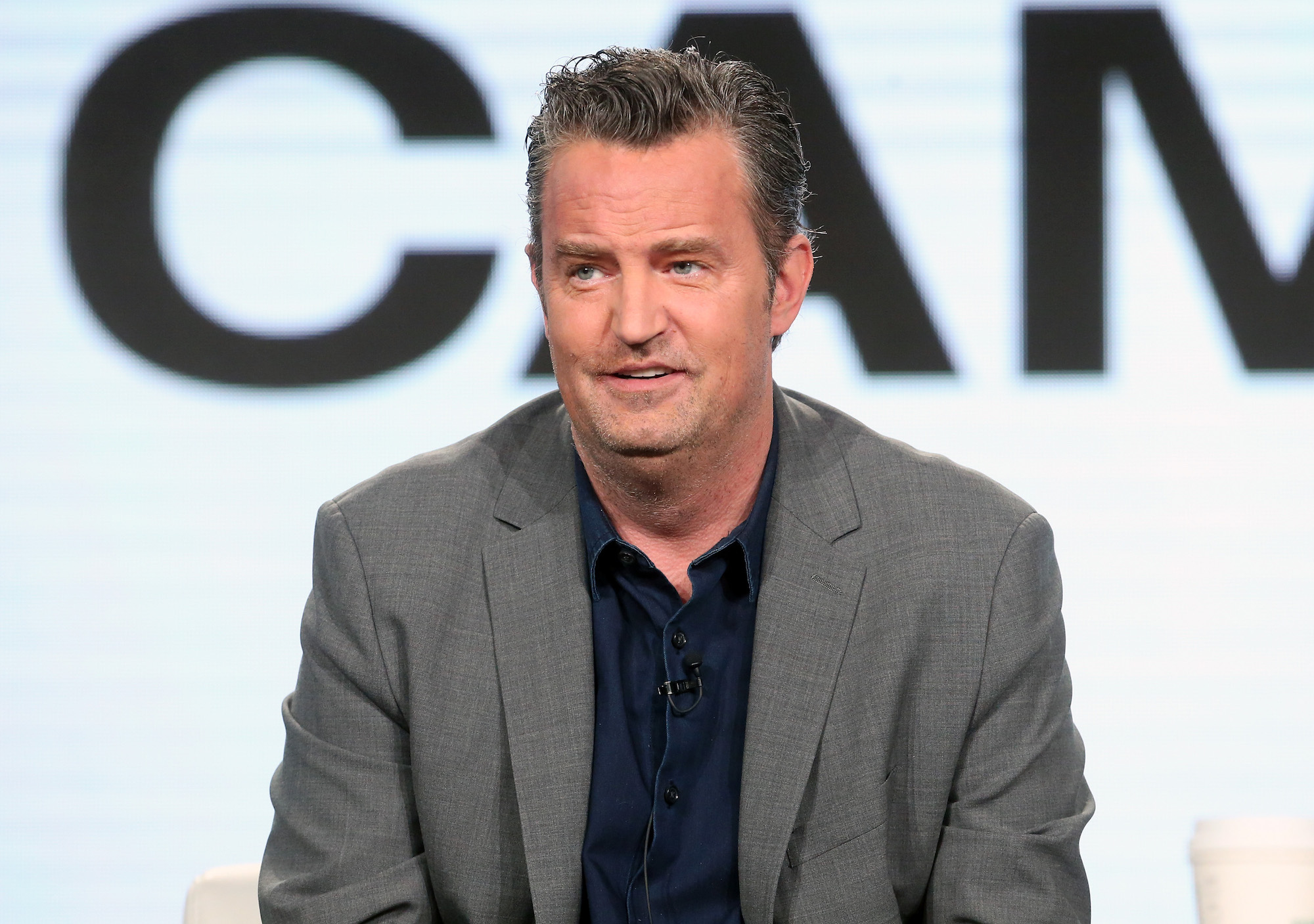 Matthew Perry lead