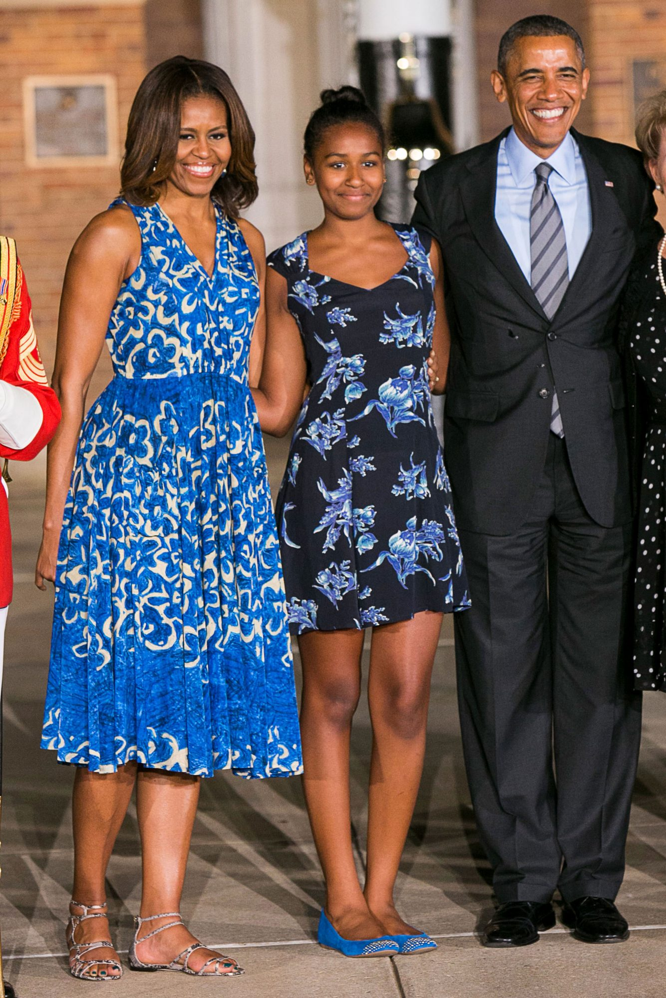 15 Times Sasha Obama Dressed Just Like Her Mom