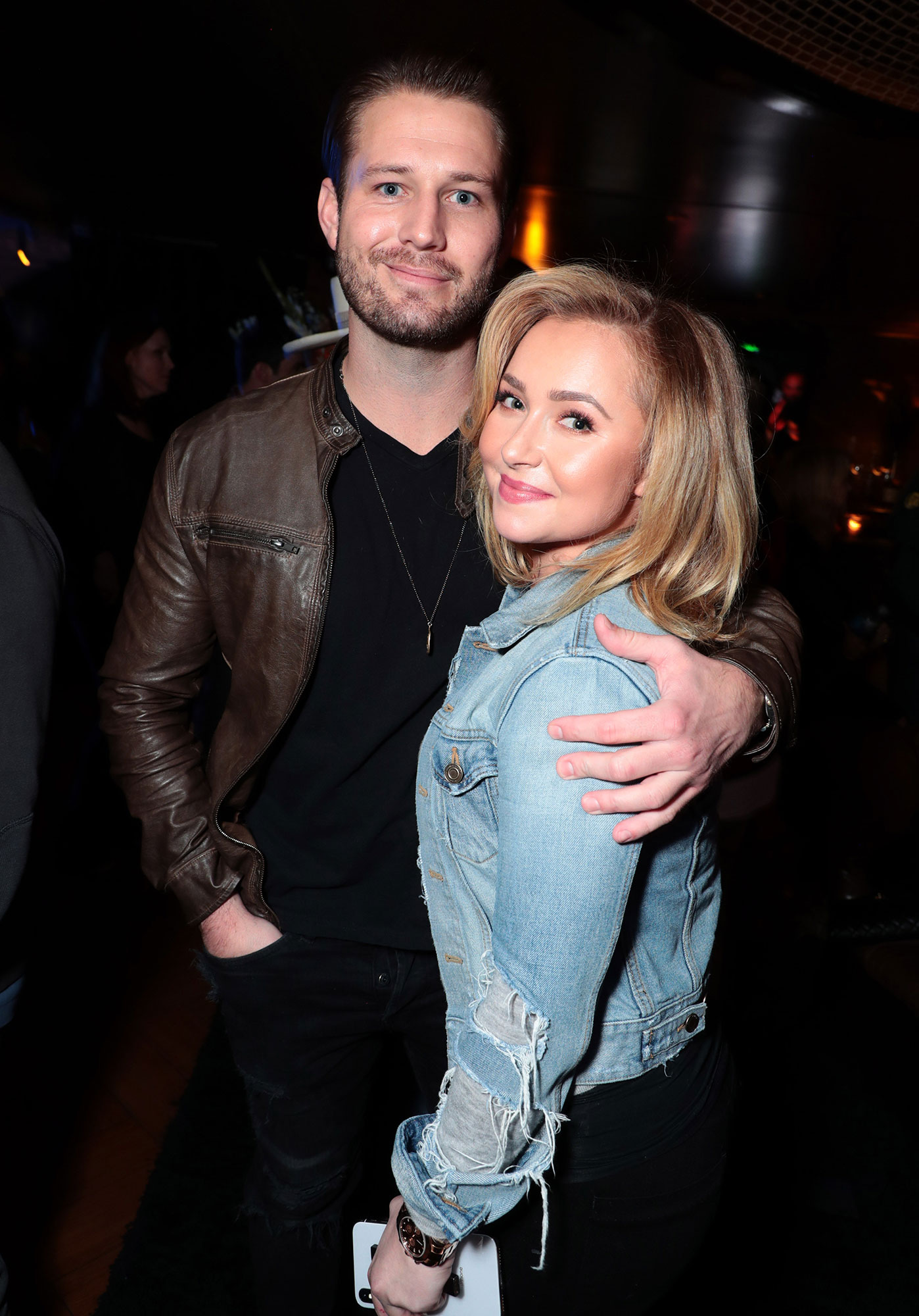 Hayden Panettiere's Boyfriend Could Face up to Four Years in Prison for Domestic Violence