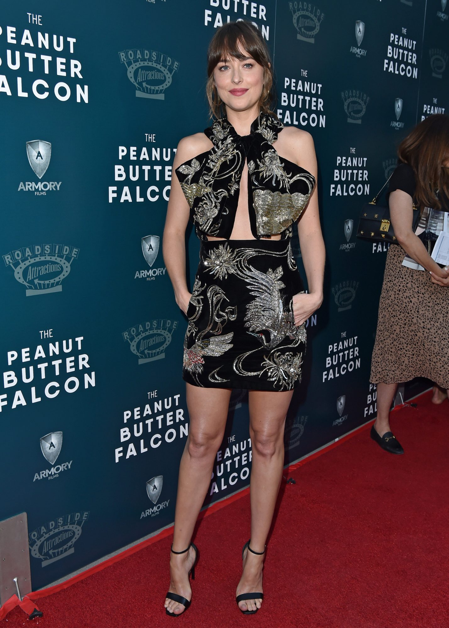LA Special Screening Of Roadside Attractions'  The Peanut Butter Falcon  - Arrivals