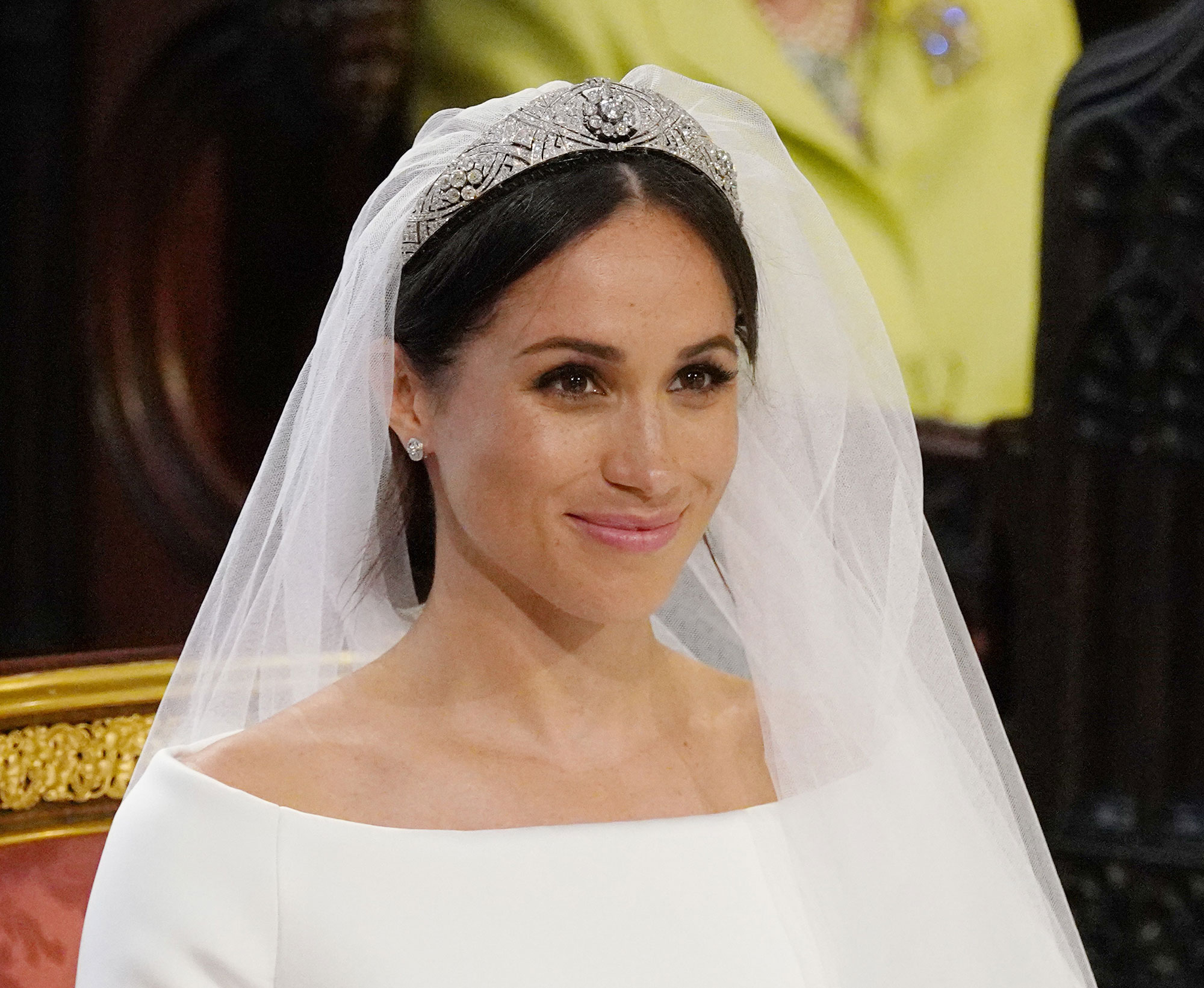 This Is Where Meghan Markle Got Her Wedding Makeup Inspiration