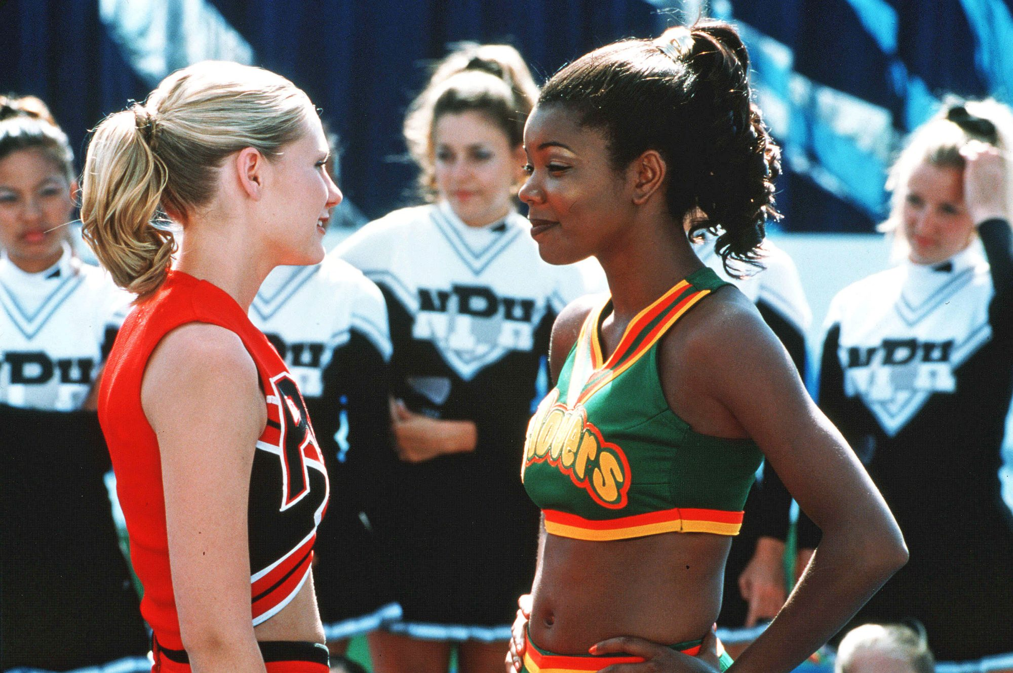 People Are Losing It Over Kirsten Dunst and Gabrielle Union's <em>Bring It On</em> Reunion