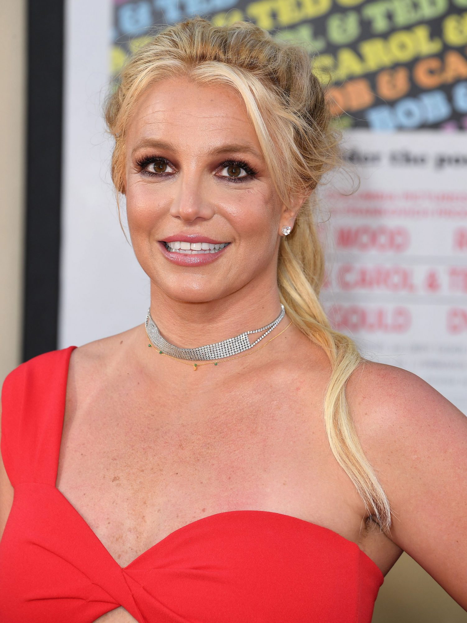 Britney Spears's New Hair Color Is the Ultimate Throwback