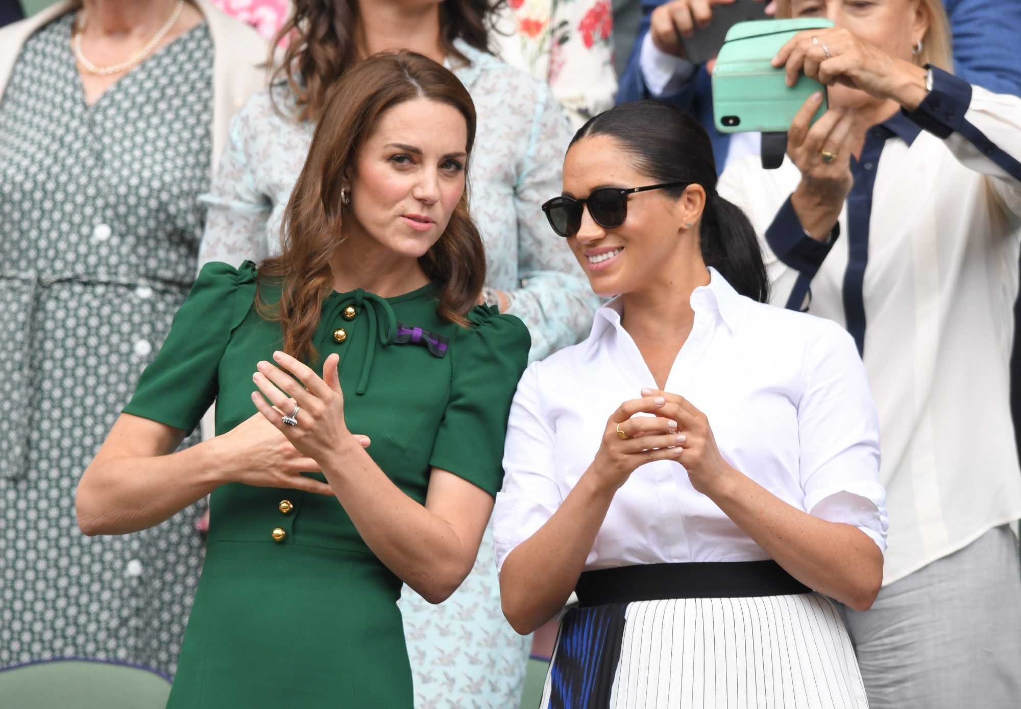 Kate Middleton Has a Surprising Connection to Meghan Markle's New Clothing Line