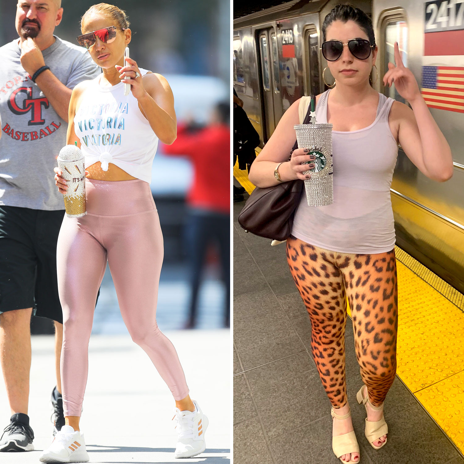 JLO Workout Leggings