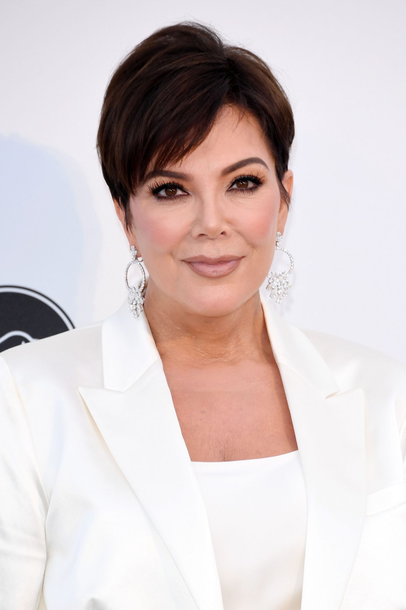 Kris Jenner Has a Full-On Perm in This <em>Dynasty</em>-Themed Photoshoot