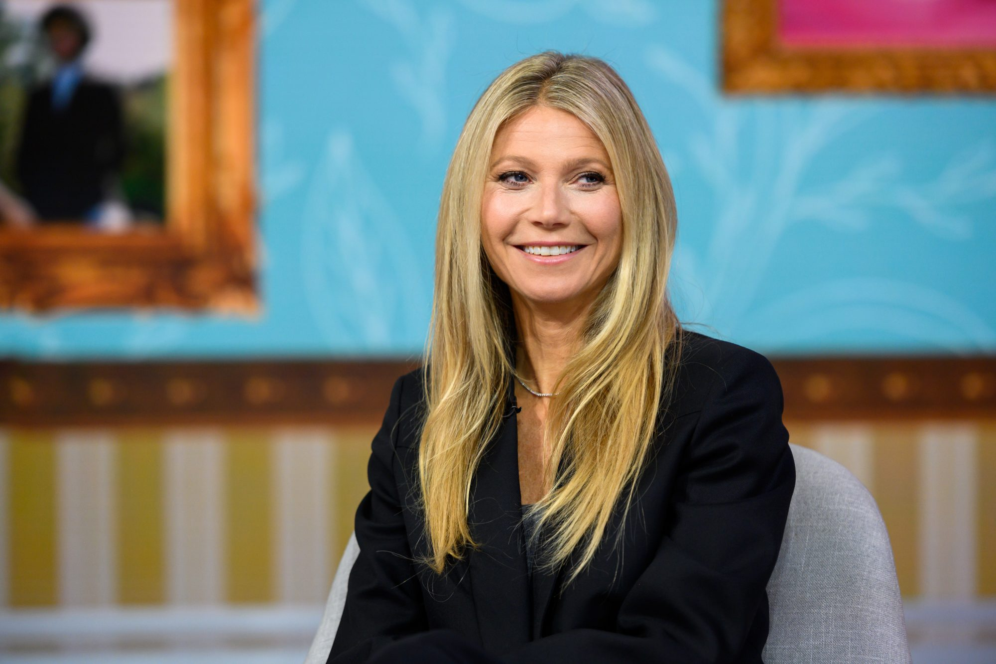 """Gwyneth Paltrow Posed Topless and Says Goop """"Unleashed"""" Her Ambition"""