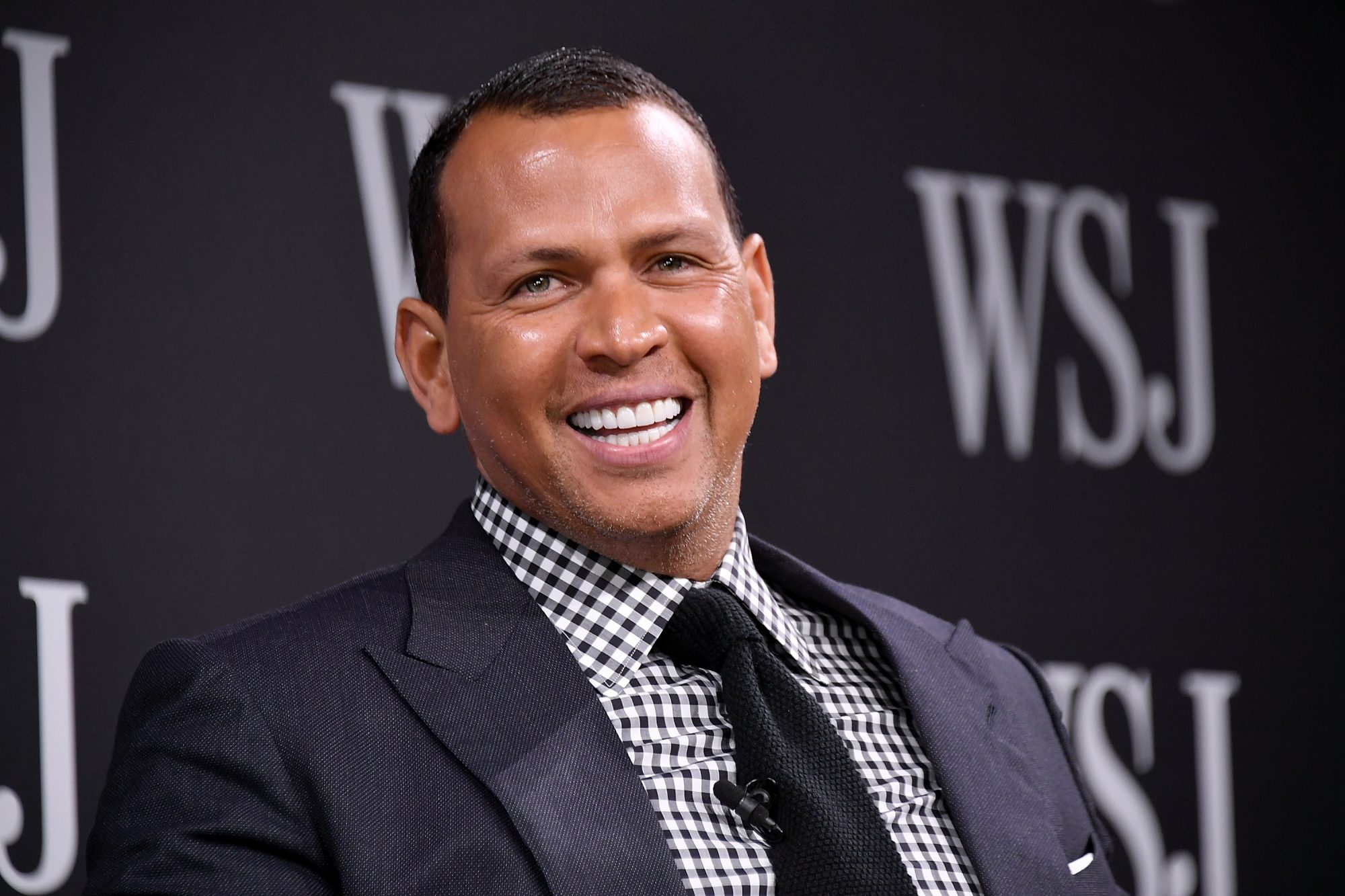 Here's the Exact Style Tip Alex Rodriguez Daughter Gave Him Before He Hit the Runway