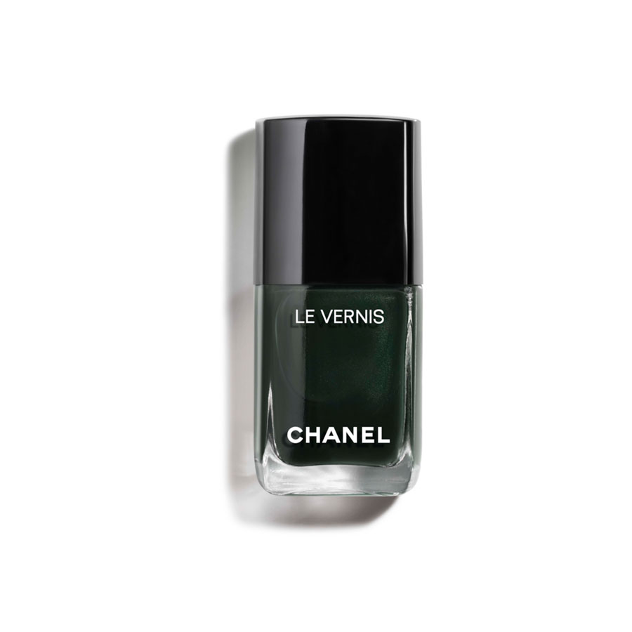 Chanel Le Vernis Longwear Nail Colour in Darkness