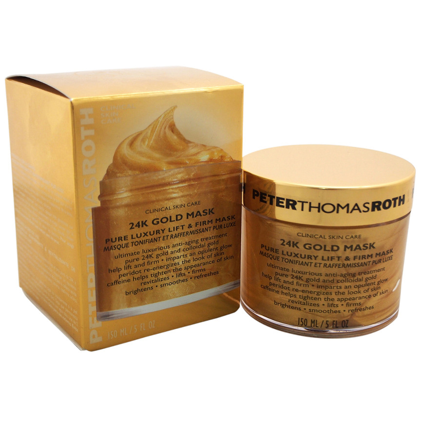 Peter Thomas Roth 5oz 24K Gold Mask Pure Luxury Lift & Firm Mask