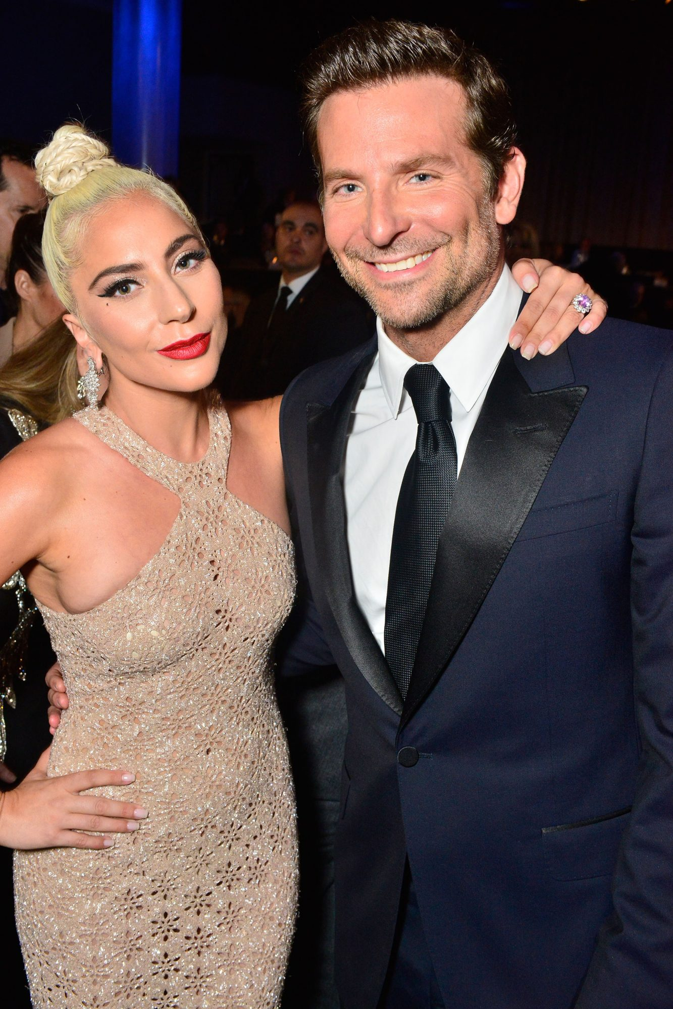 Of Course Oprah Got the Scoop on the Lady Gaga and Bradley Cooper Romance Rumors