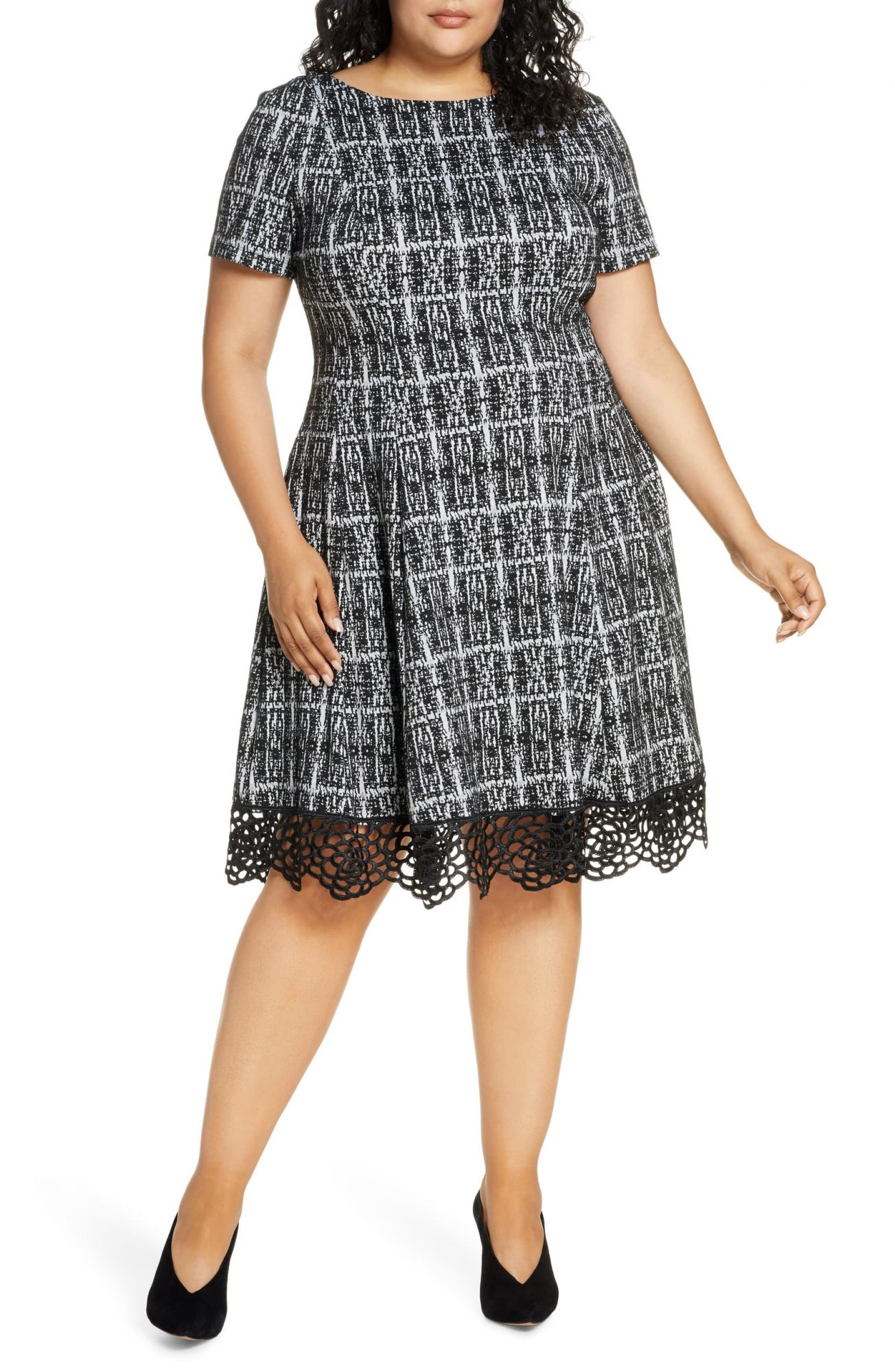 Donna Ricco Affordable Plus-Size Clothing