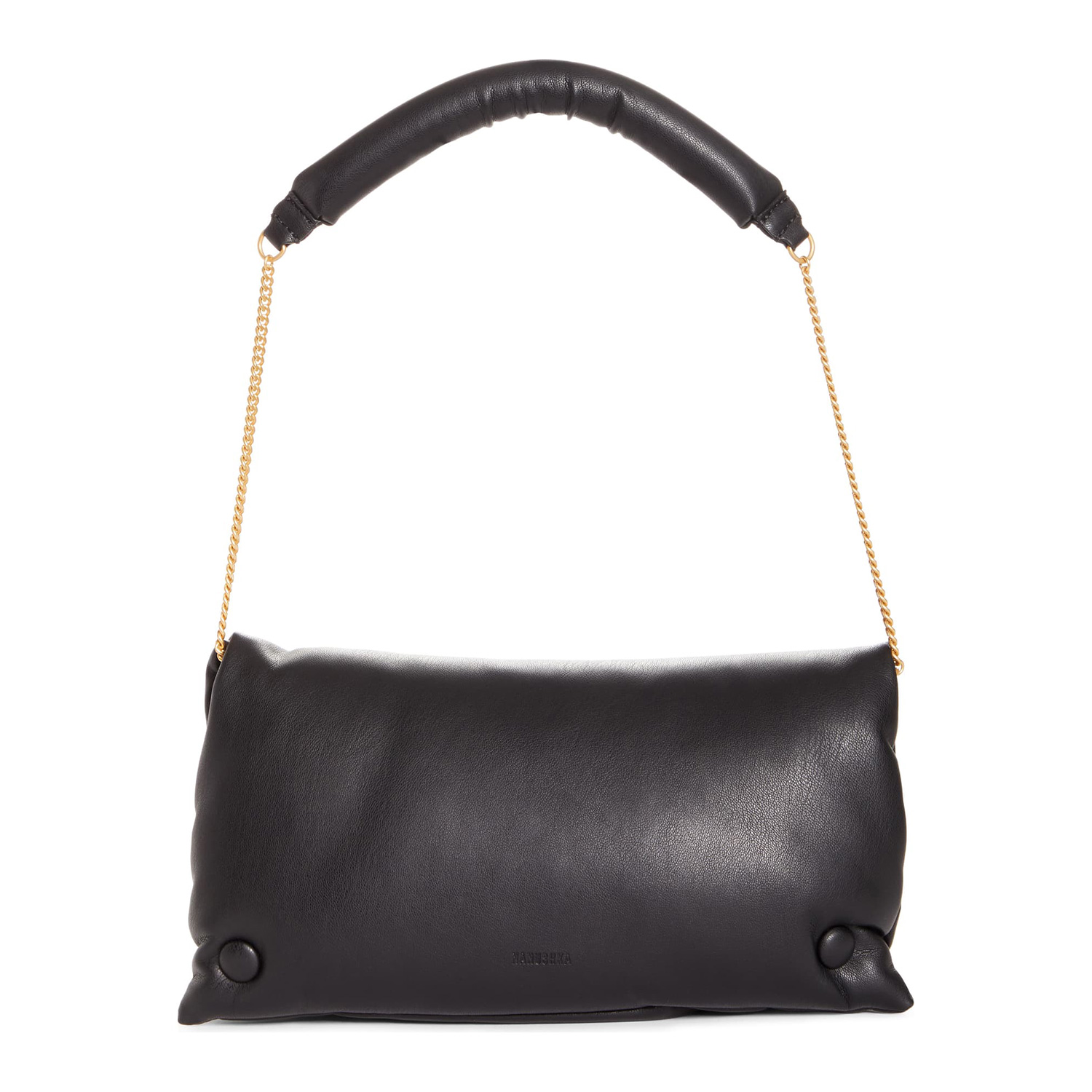 Nanushka Anjour Faux Leather Handbag