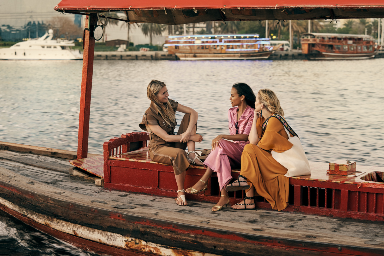 Gwyneth Paltrow, Zoe Saldana, and Kate Hudson Have an Unexpected New Gig