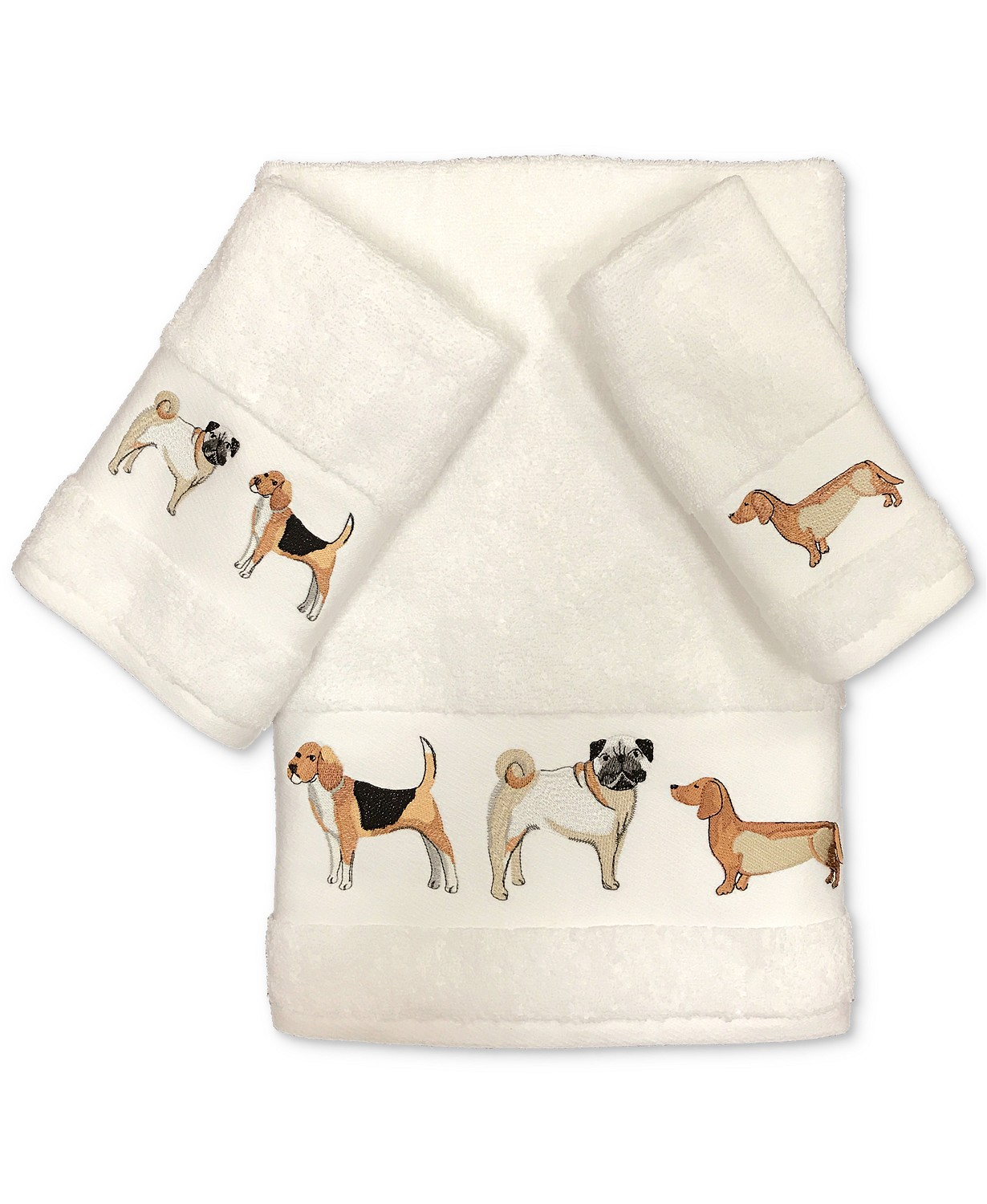 Avanti Dog Towel Set