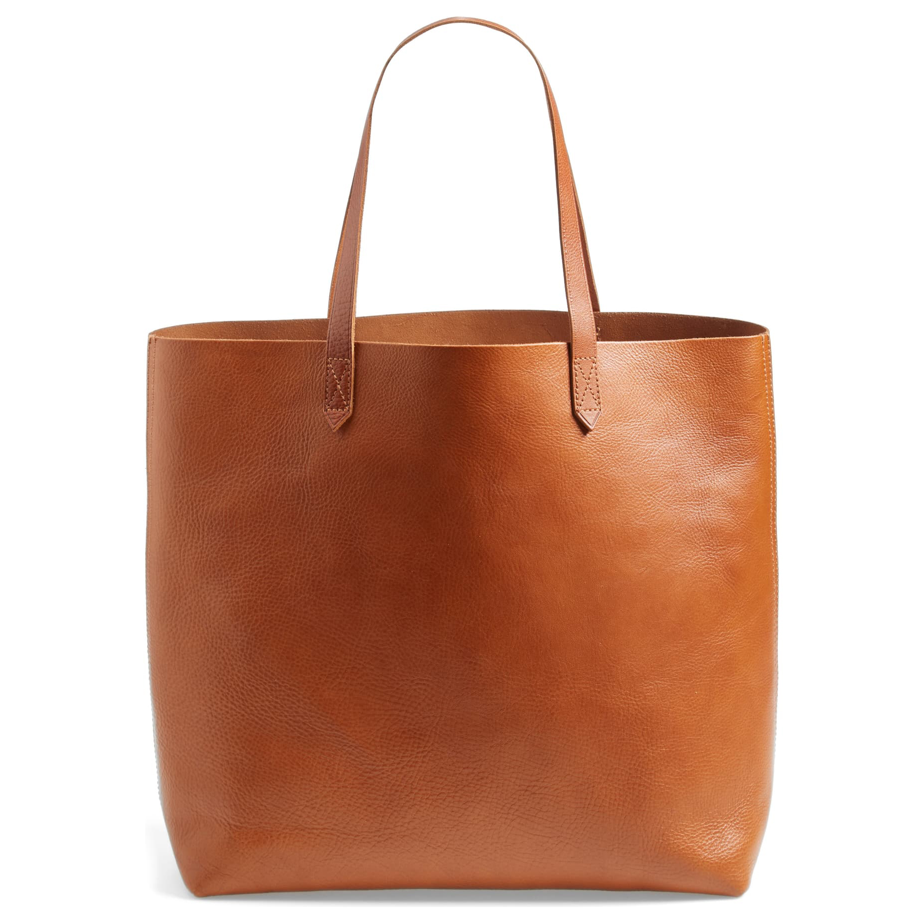 Madewell 'The Transport' Leather Tote Tan