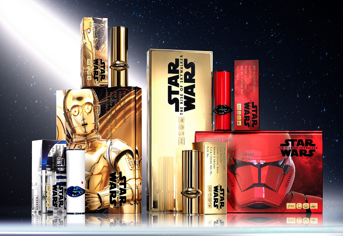 Pat McGrath Labs Limited Edition Star Wars: The Rise of Skywalker Collection