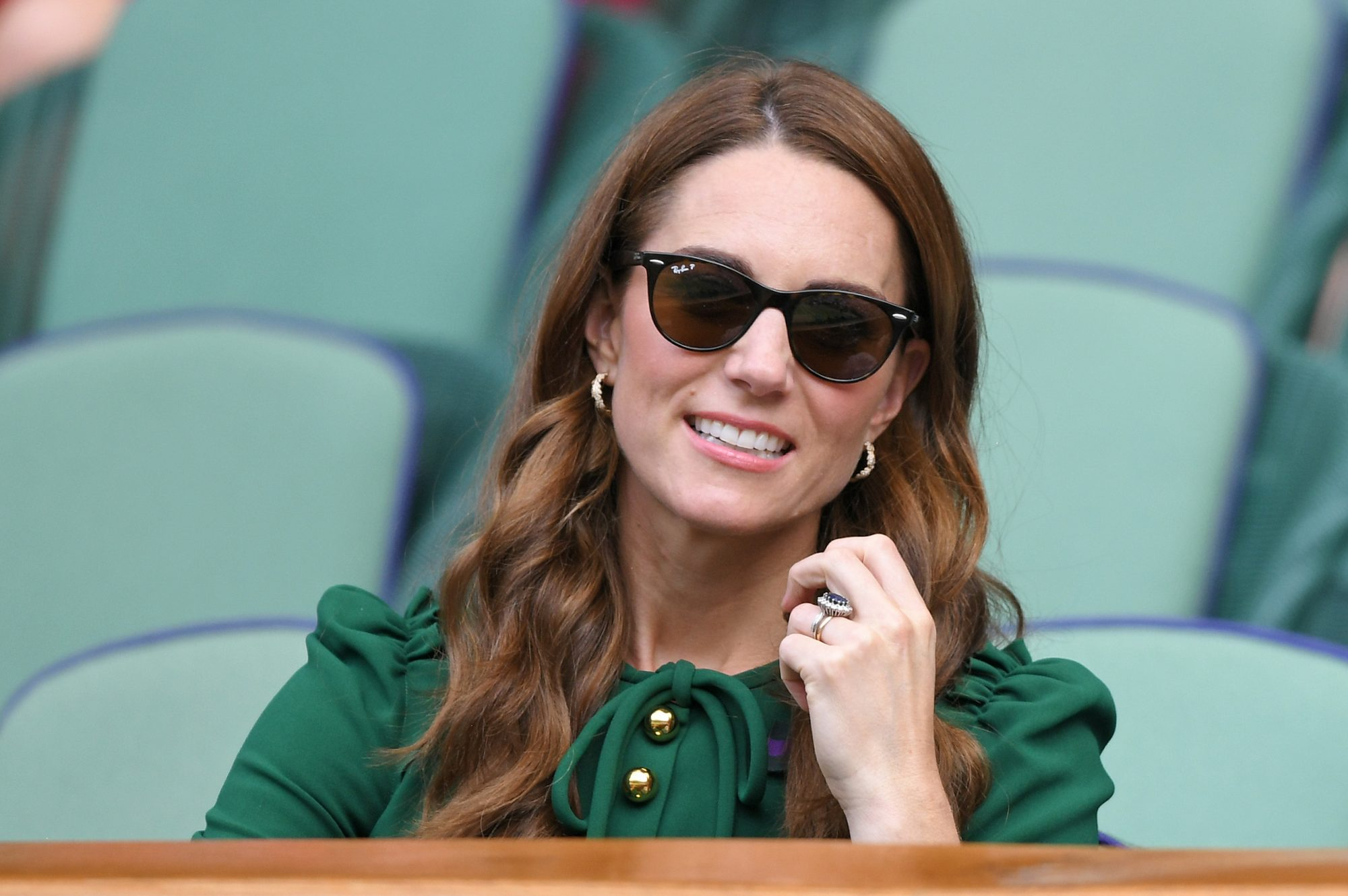 Kate Middleton's Ray-Ban Sunglasses on Sale for Black Friday 2019 on Amazon