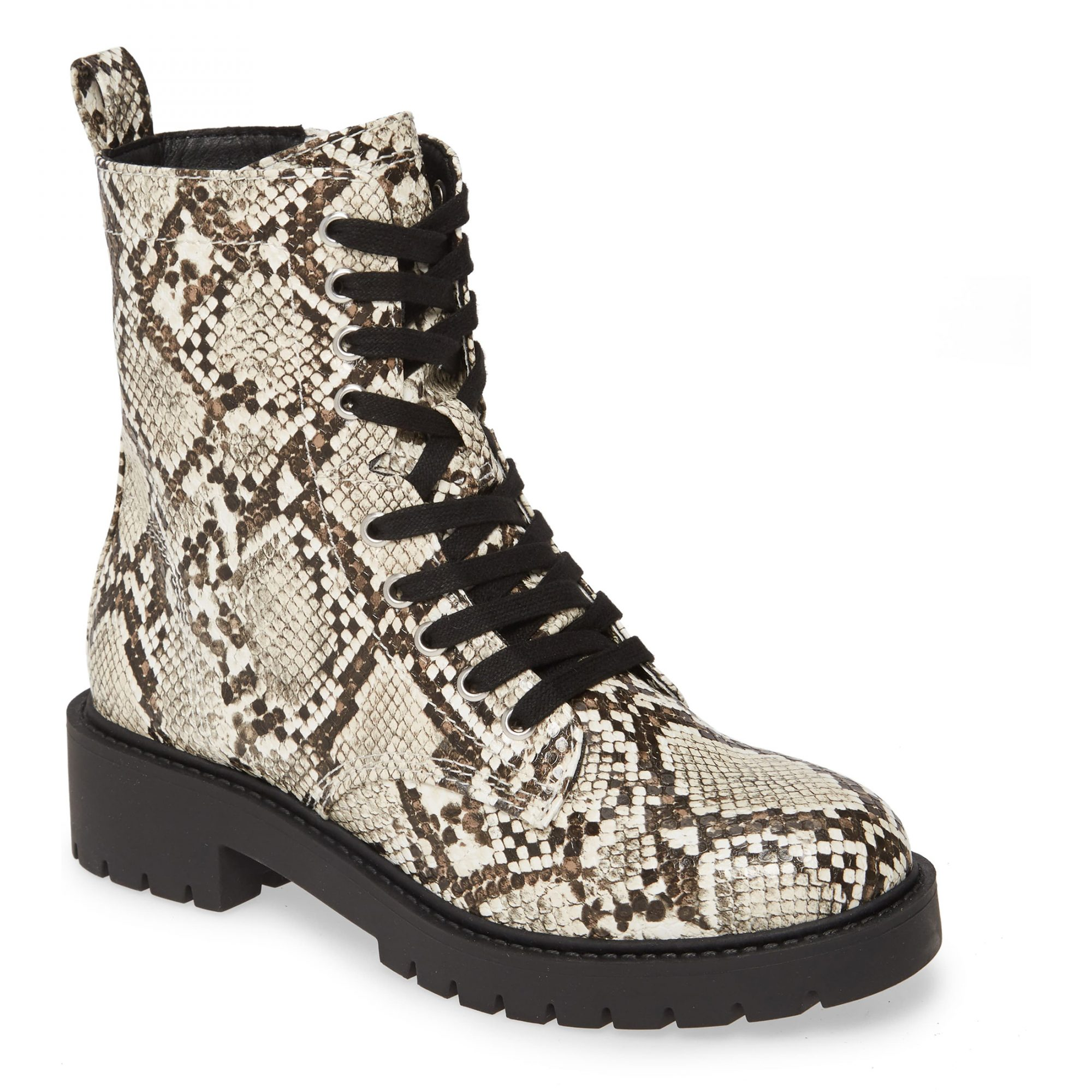 Steve Madden Guided Combat Boot