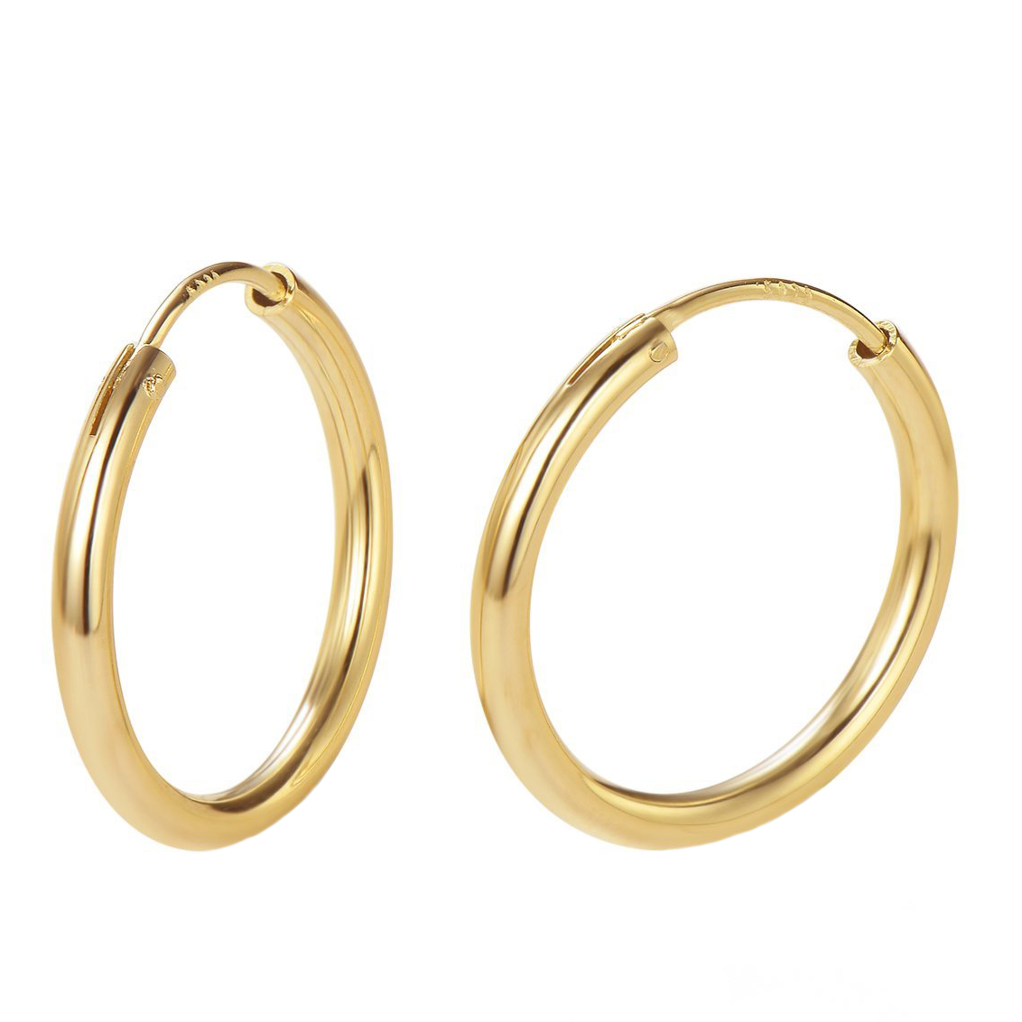 Carleen Hoop Earrings
