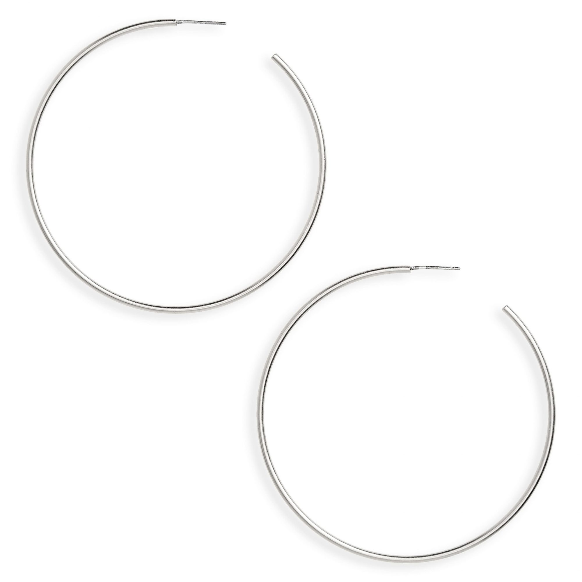 Madewell Hoop Earrings