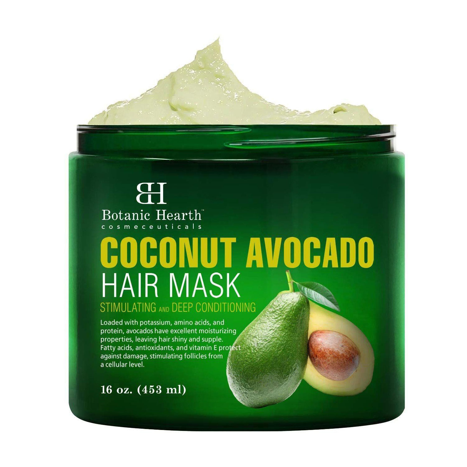 Botanic Hearth Coconut Avocado Hair Mask