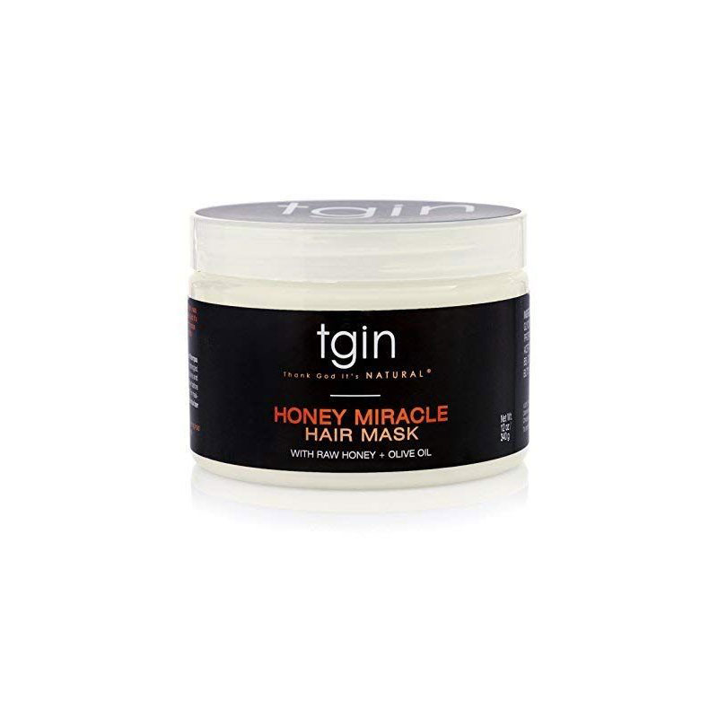 tgin Honey Miracle Hair Mask Deep Conditioner