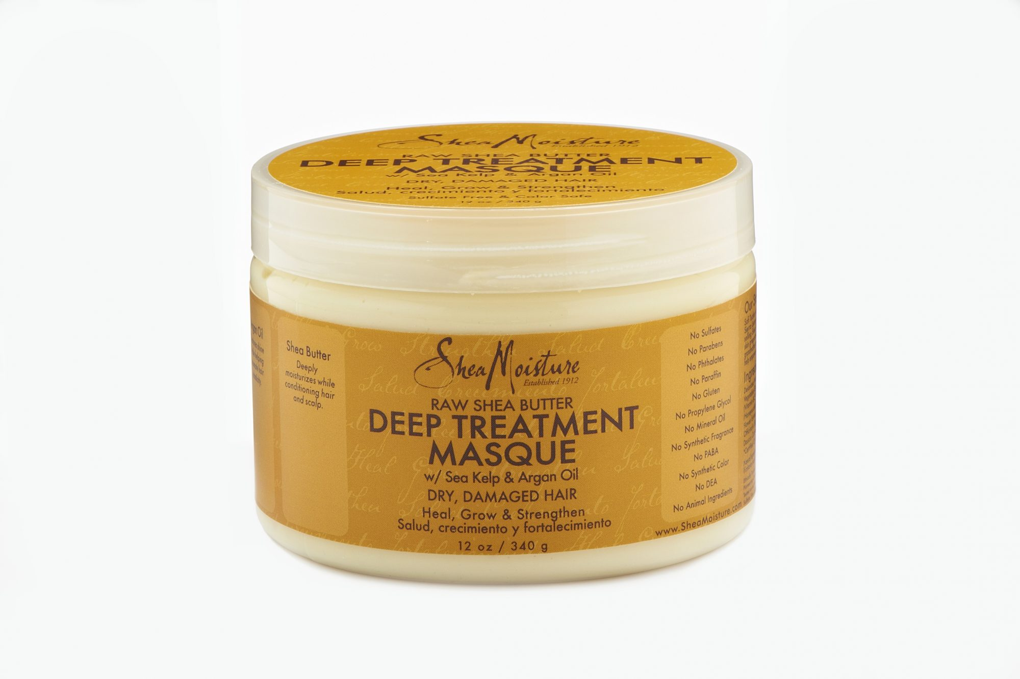 SheaMoisture Raw Shea Butter Deep Treatment Masque
