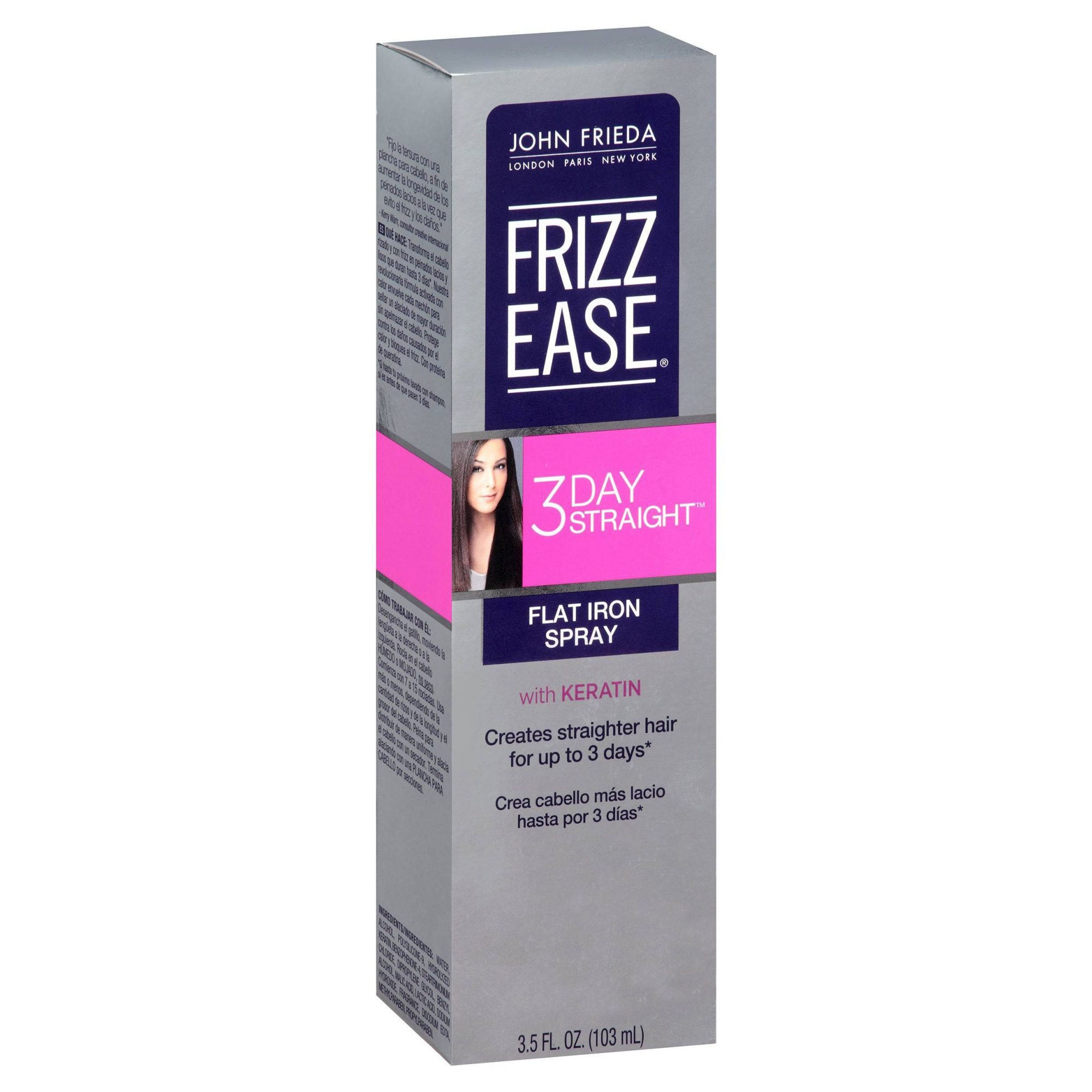 John Frieda Frizz Ease 3-Day Straight Flat Iron Spray