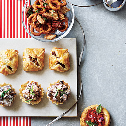 Host an Appetizer Swap Party