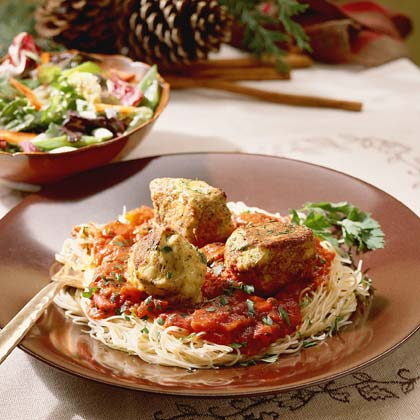 Artichoke Pasta Piccata Recipe