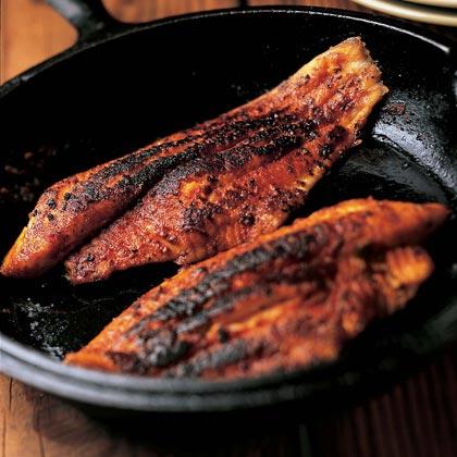 Blackened catfish recipe 0 for Blackened fish recipe