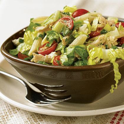 Caesar Chicken-Pasta Salad