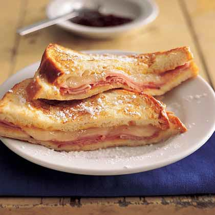 Monte Cristo Sandwiches Recipe
