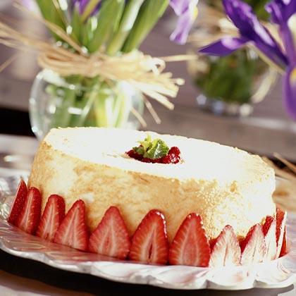 Giselle's Angel Food Cake
