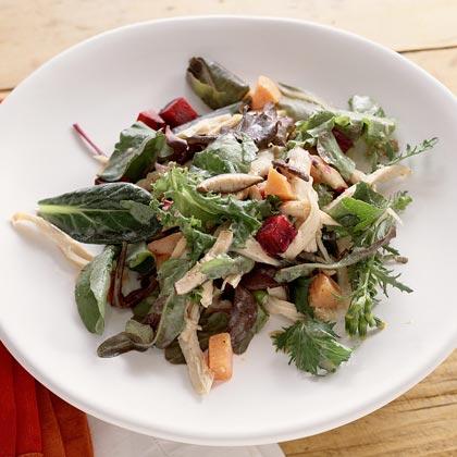 Kickin' Asian Chicken Salad
