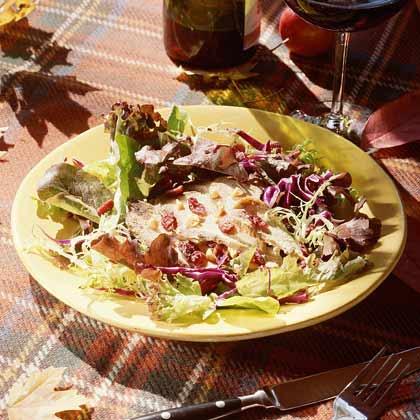 Pheasant Salad