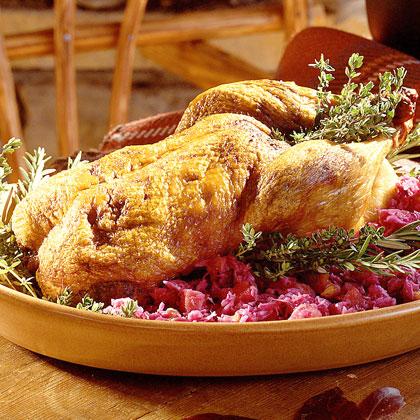 Simple Roast DucklingRecipe