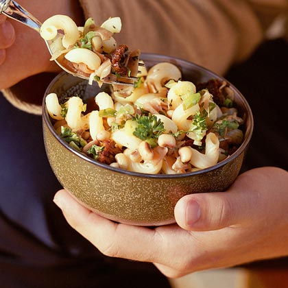 John's Hot-and-Hoppin' Cavatappi Recipe
