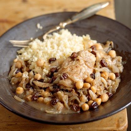 Moroccan Chicken Tagine Recipe