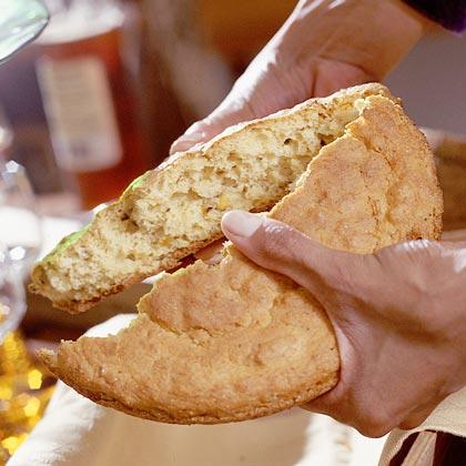 Pan-Roasted Corn-and-Cumin Corn Bread