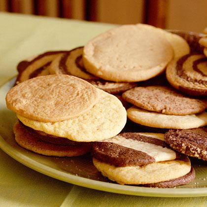Basic Icebox Sugar CookiesRecipe
