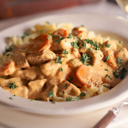 Veal Paprikash Recipe - 0 | MyRecipes