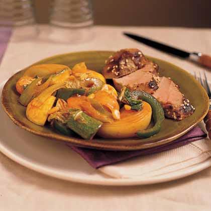 Asian Vegetable Stir-Fry Recipe